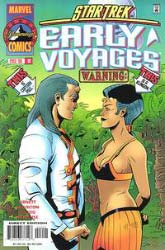 Marvel Early Voyages #16