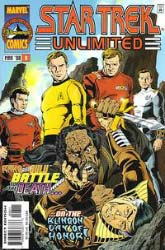 Marvel Star Trek Unlimited #8
