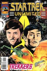 Marvel Star Trek Unlimited #9
