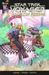 Wildstorm - Avalon Rising