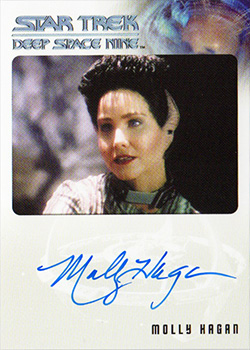 Autograph - Molly Hagan