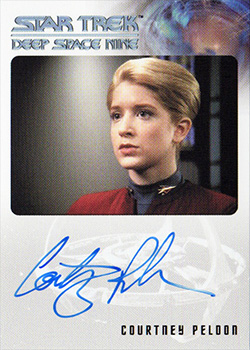 Autograph - Courtney Peldon
