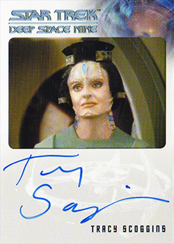 Autograph - Tracy Scoggins