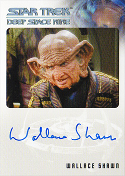 Autograph - Wallace Shawn