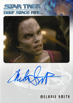 Autograph - Melanie Smith