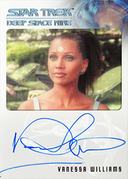 Autograph - Vanessa Williams