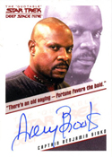 Autograph Avery Brooks