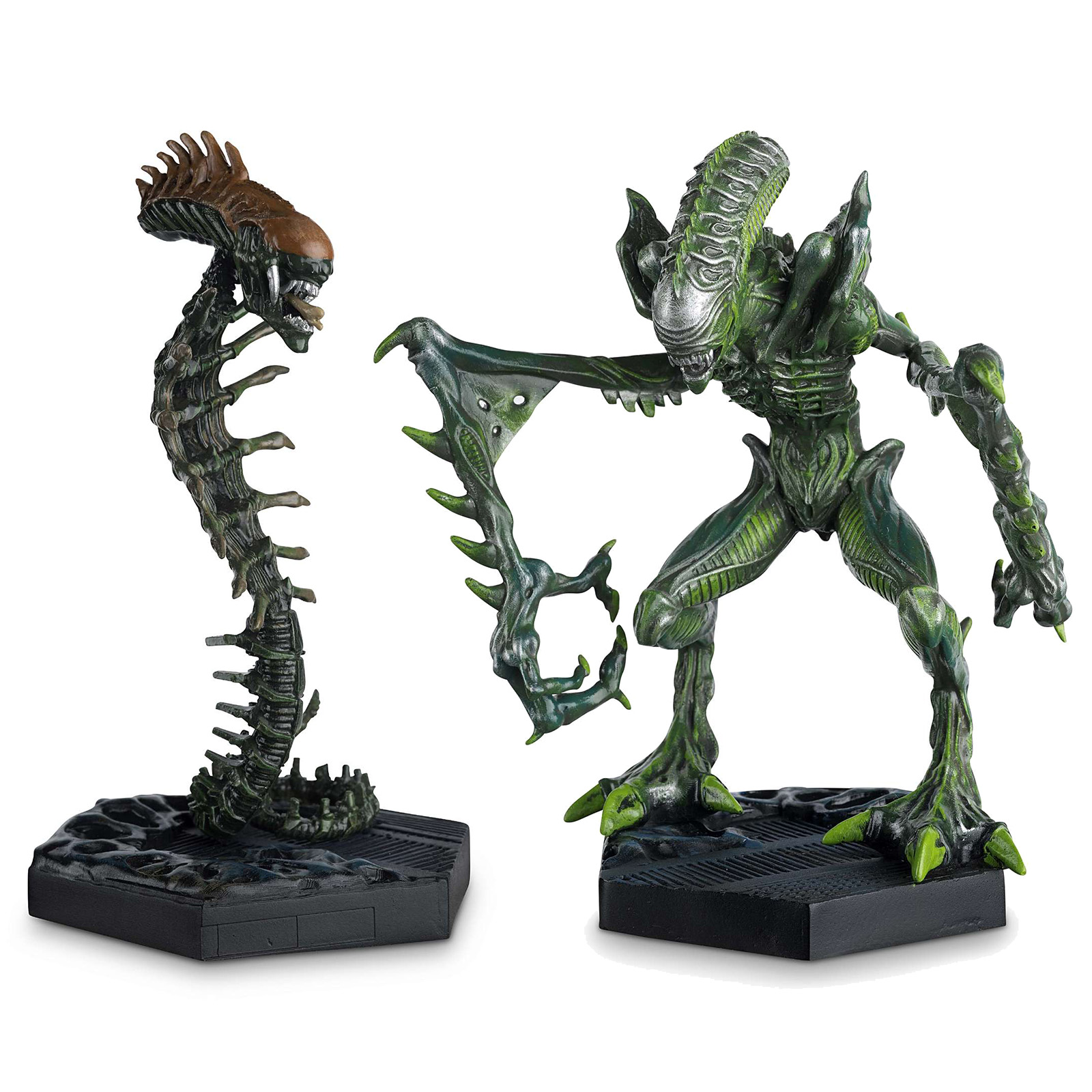 Eaglemoss Alien & Predator Figure Boxx Set 1