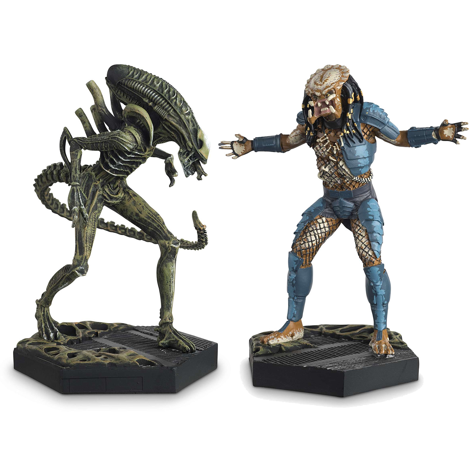 Eaglemoss Alien & Predator Figure Boxx Set 4