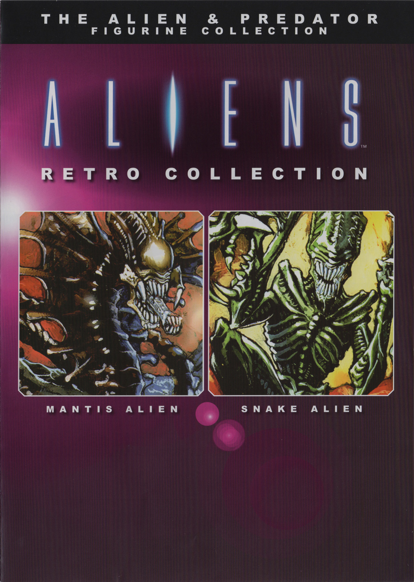 Eaglemoss Alien & Predator Magazine Box Set 1