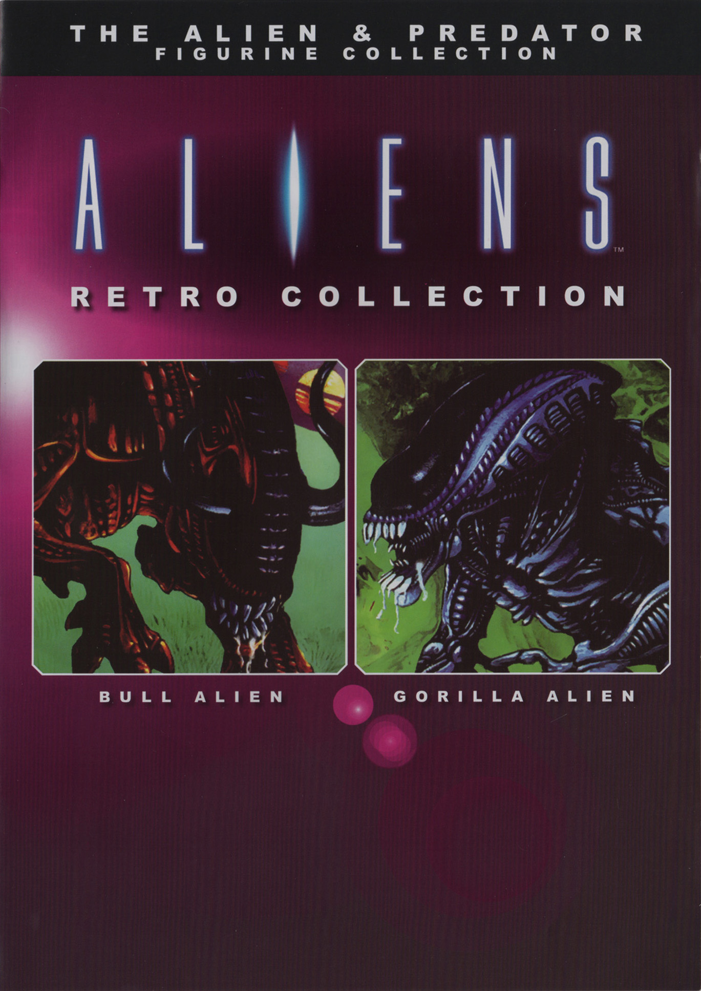 Eaglemoss Alien & Predator Magazine Box Set 2