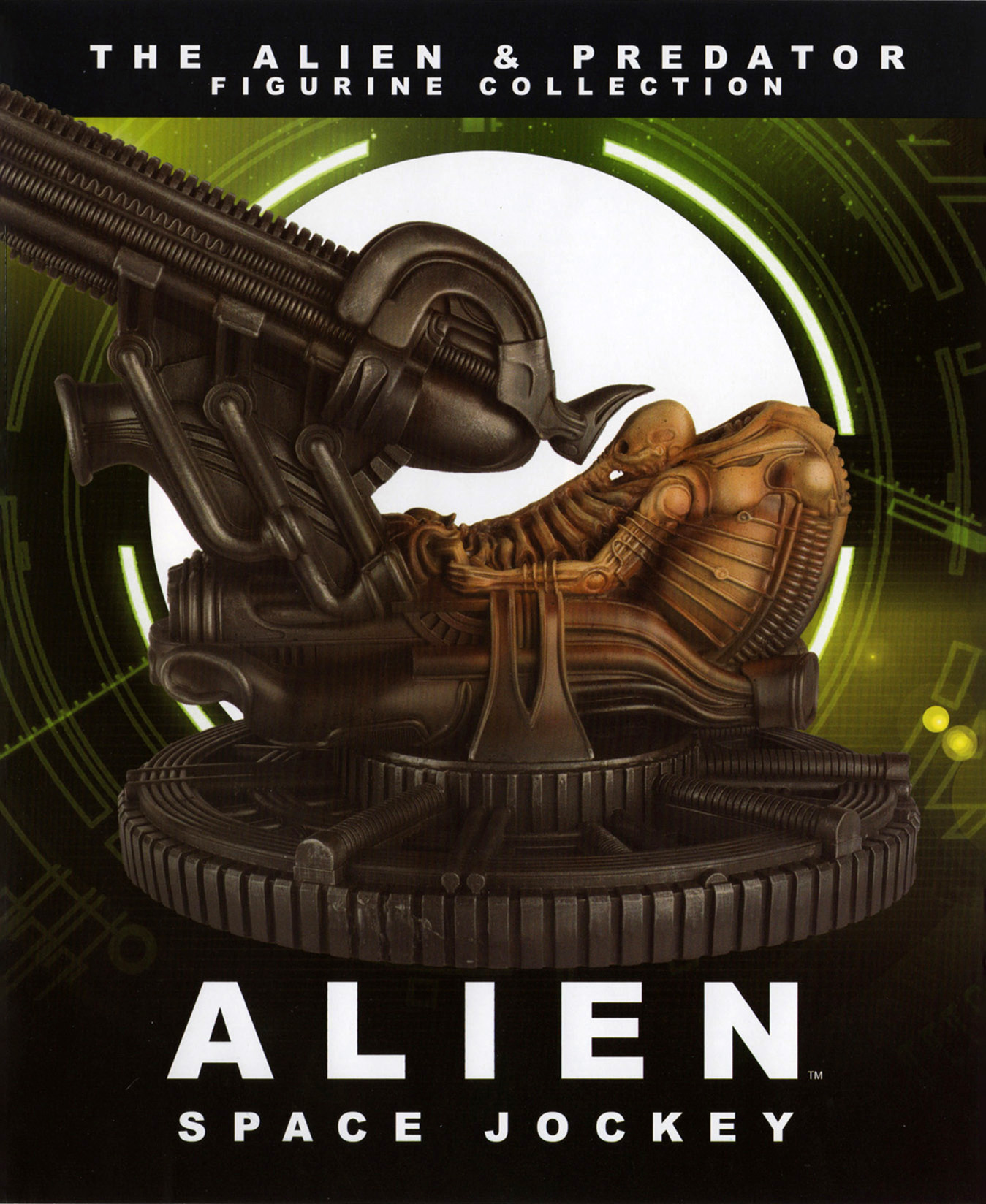 Eaglemoss Alien & Predator Magazine Exclusive Issue 6