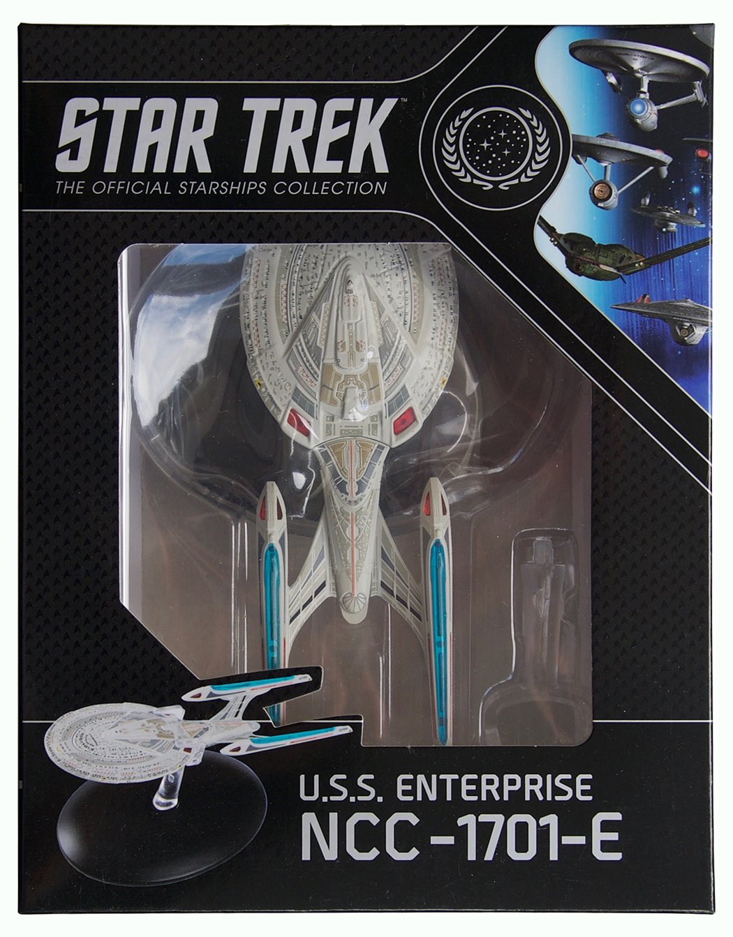 Eaglemoss Star Trek Starships Repack 1701-D