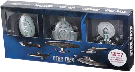 Eaglemoss Star Trek Starships Set of Set Box