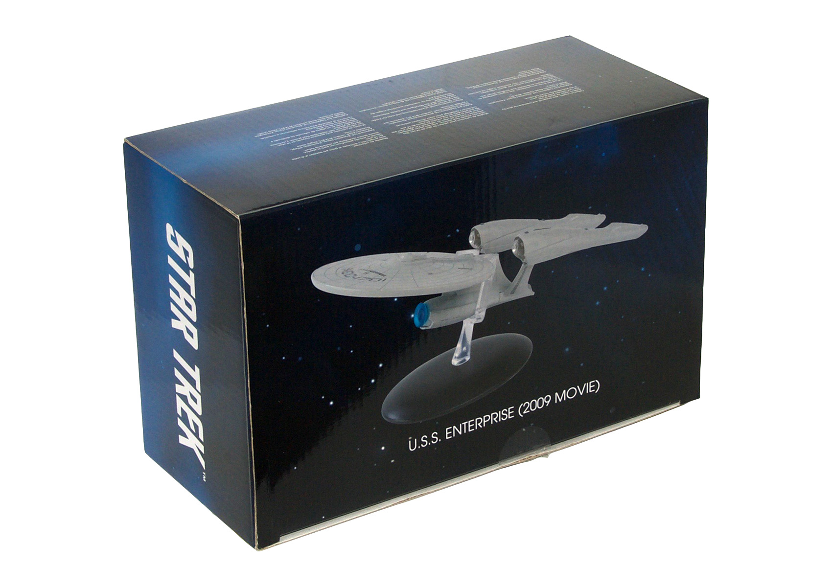Eaglemoss Star Trek Starships Special Issue 2 Box