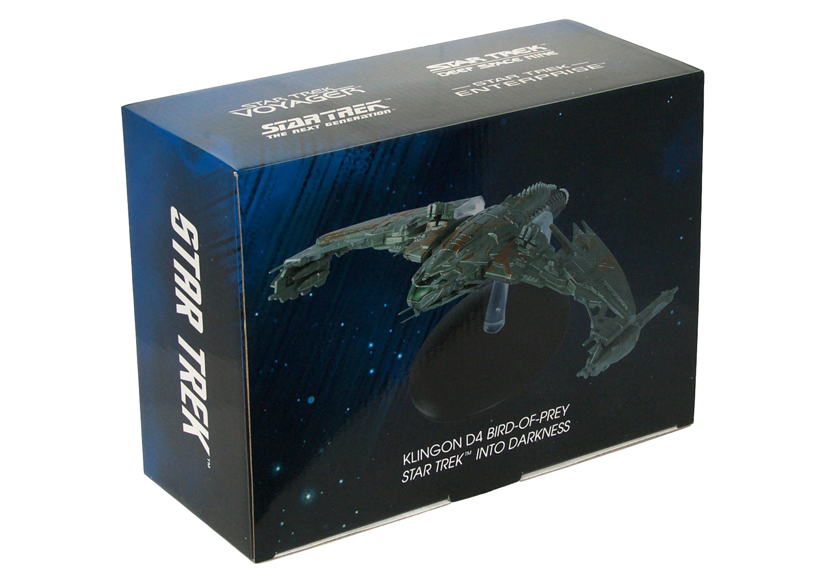 Eaglemoss Star Trek Starships Special Issue 4 Box