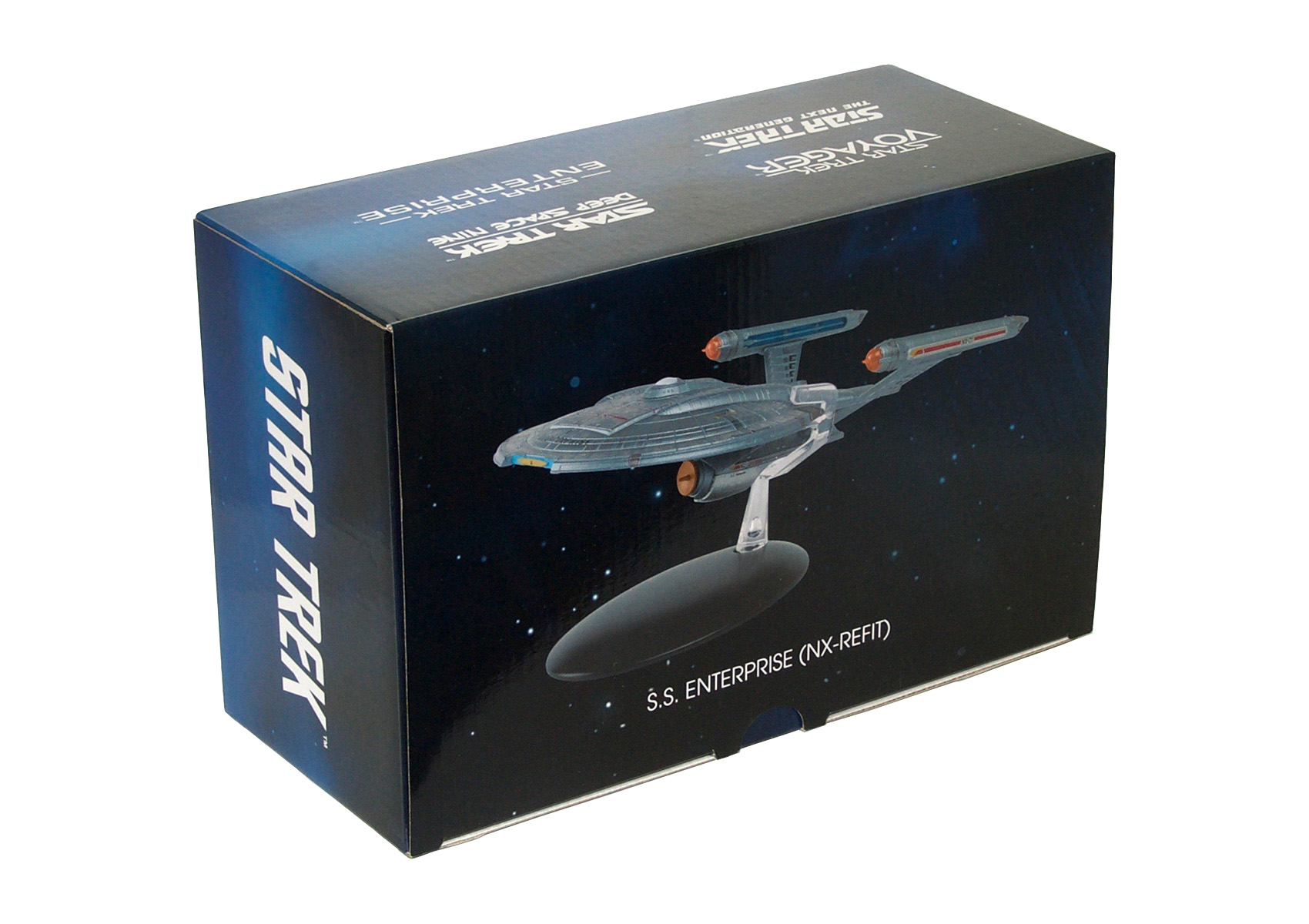 Eaglemoss Star Trek Starships Special Issue 6 Box