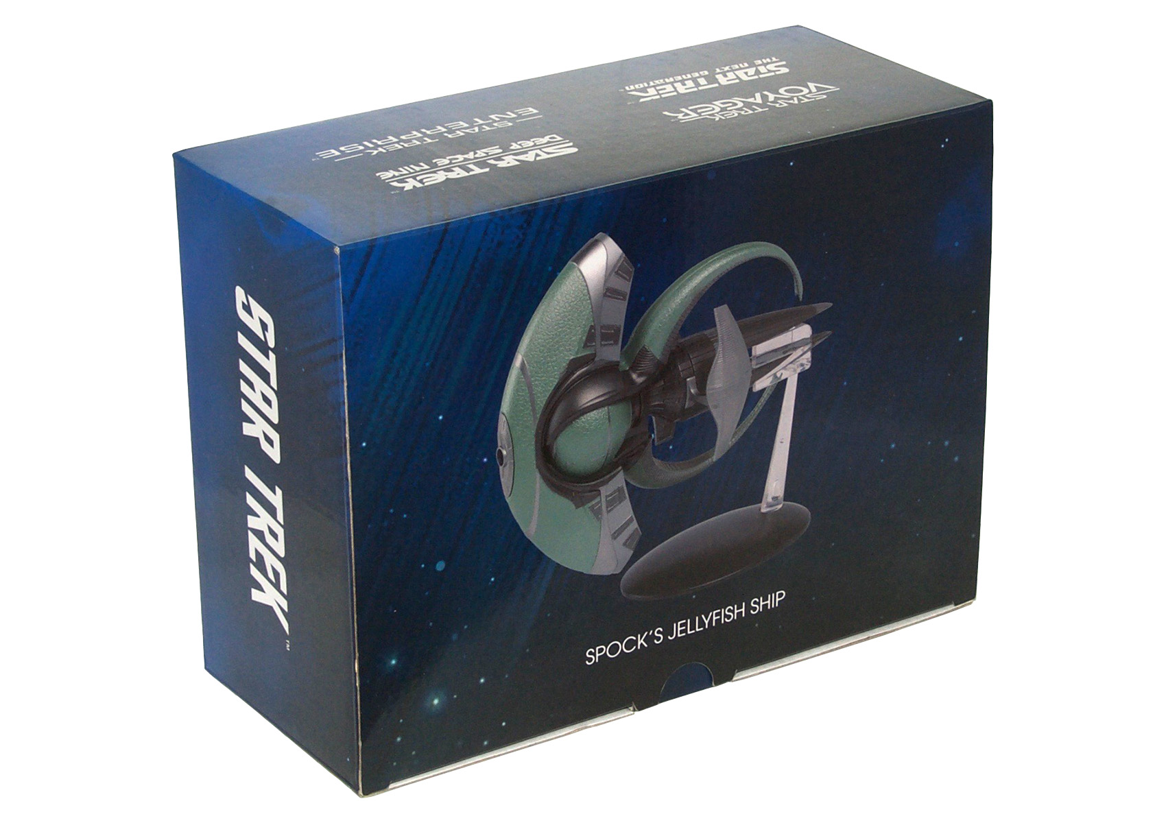 Eaglemoss Star Trek Starships Special Issue 7 Box