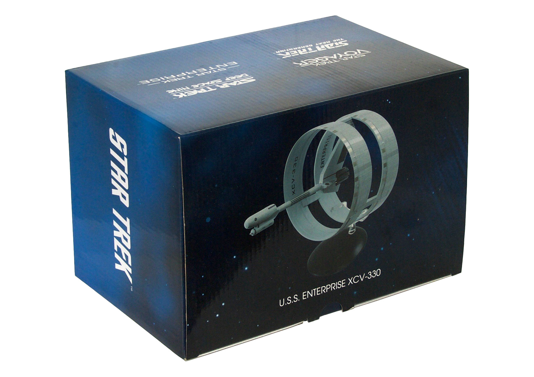 Eaglemoss Star Trek Starships Special Issue 11 Box