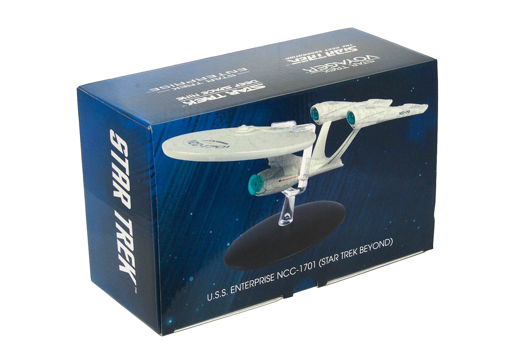 Eaglemoss Star Trek Starships Special Issue 12 Box