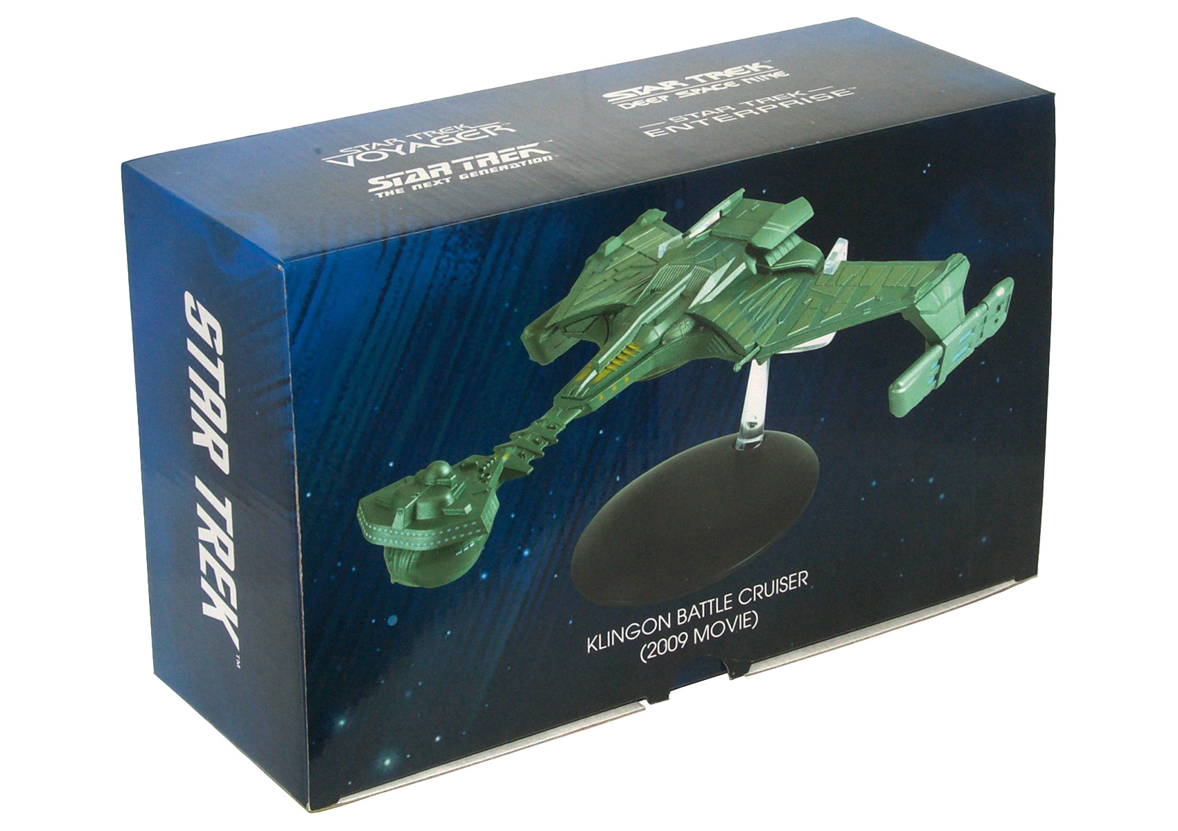 Eaglemoss Star Trek Starships Special Issue 13 Box