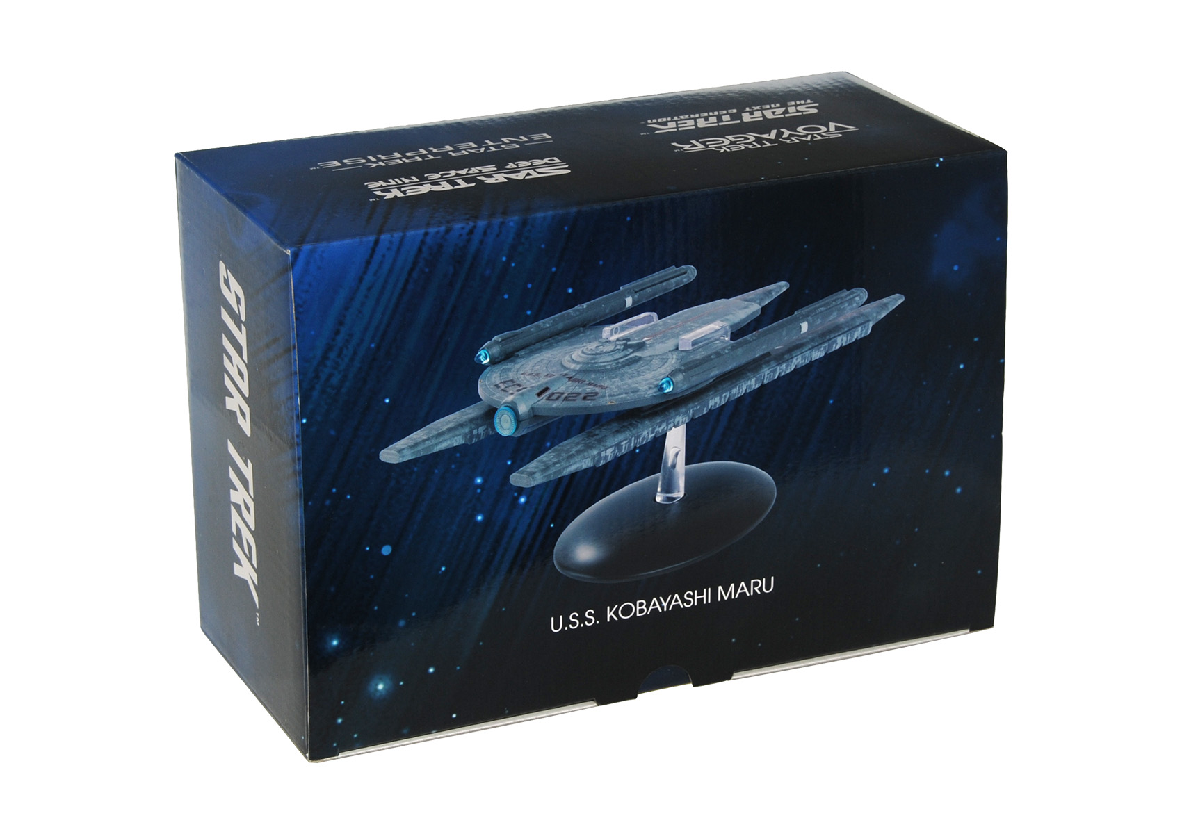 Eaglemoss Star Trek Starships Special Issue 14 Box