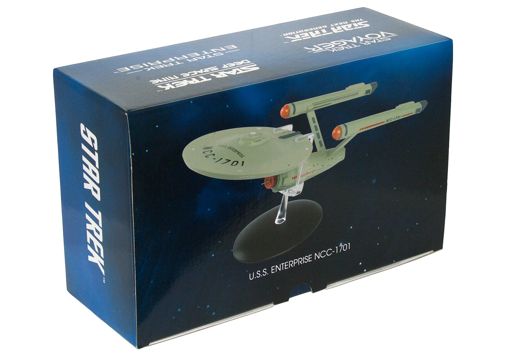 Eaglemoss Star Trek Starships XL Issue 1 Box