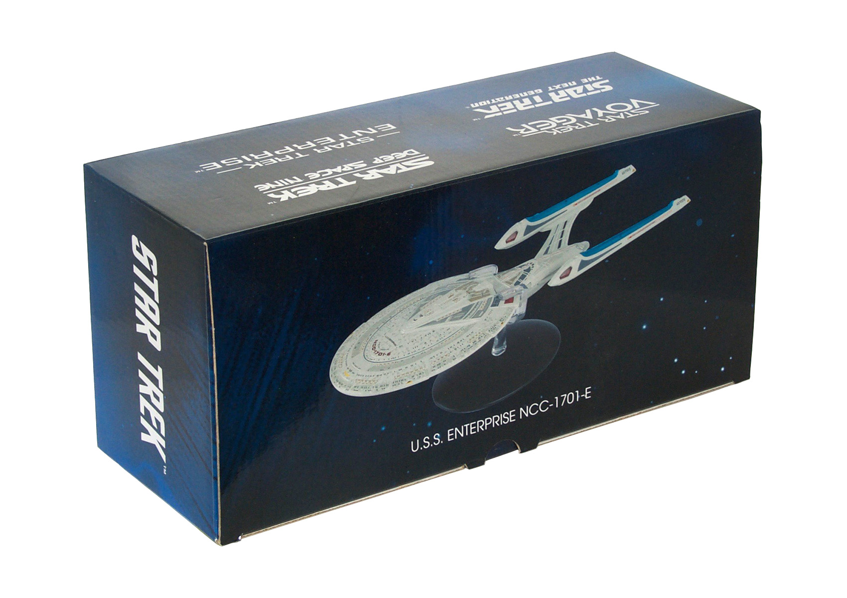 Eaglemoss Star Trek Starships XL Issue 3 Box