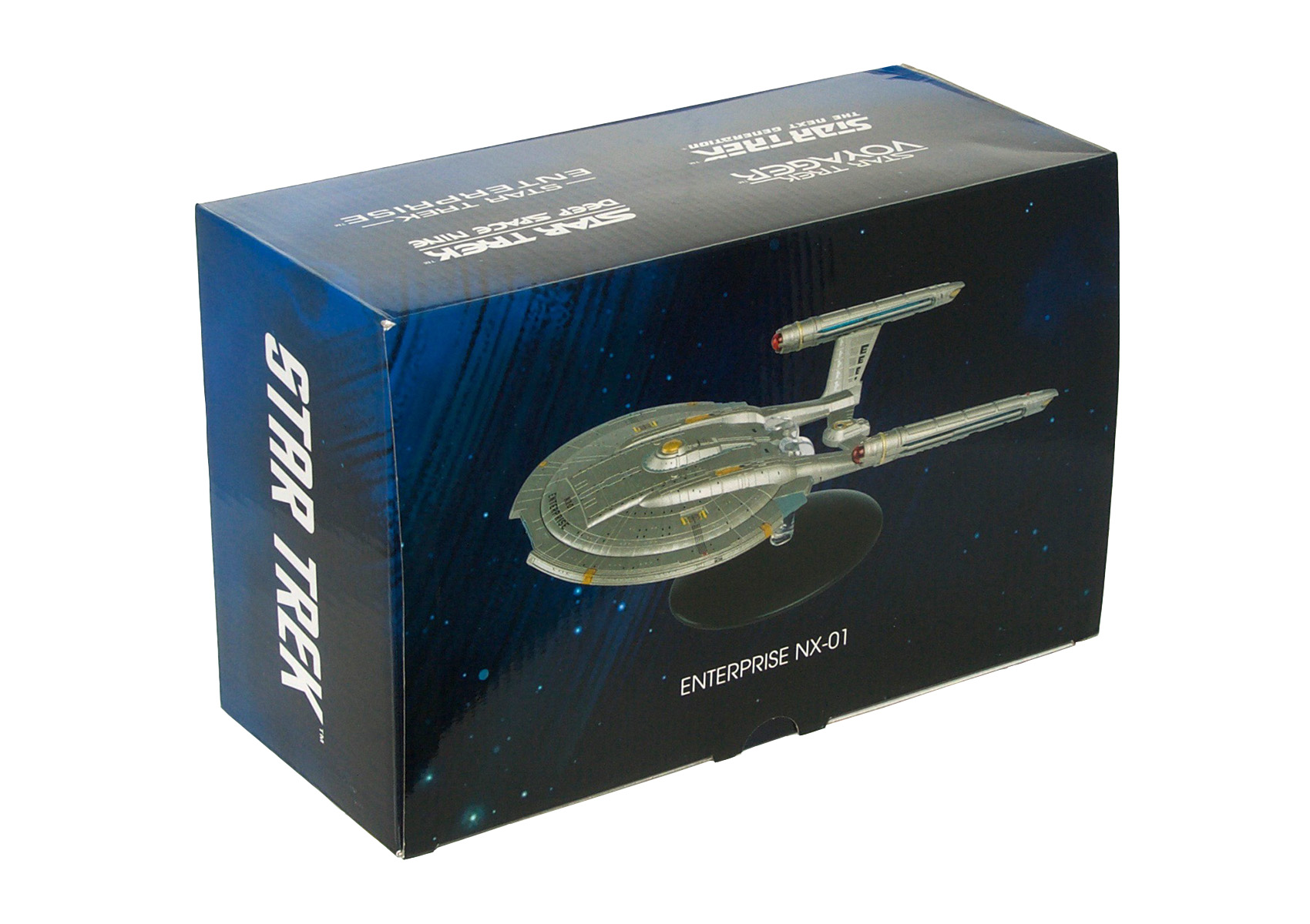 Eaglemoss Star Trek Starships XL Issue 4 Box