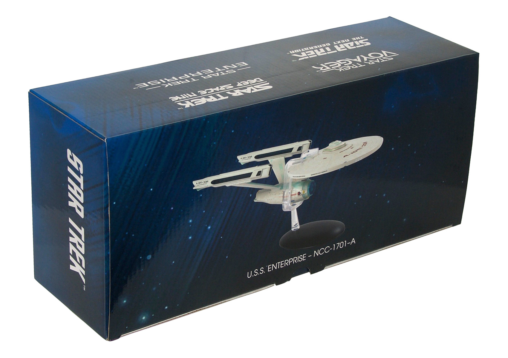 Eaglemoss Star Trek Starships XL Issue 6 Box