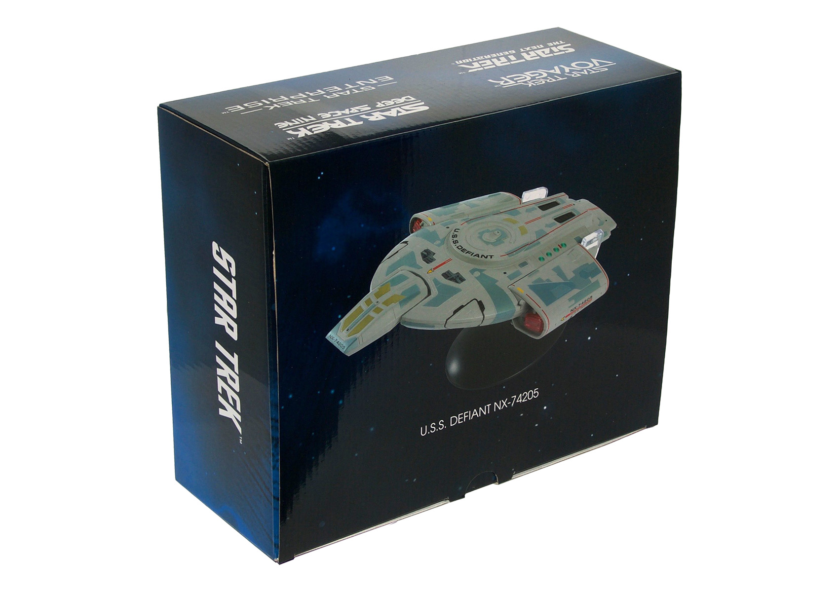 Eaglemoss Star Trek Starships XL Issue 7 Box