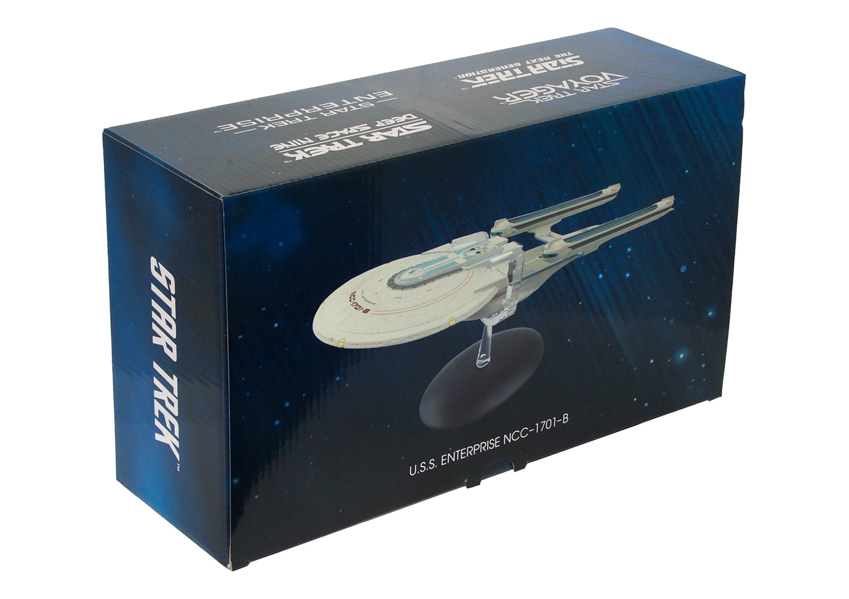 Eaglemoss Star Trek Starships XL Issue 8 Box