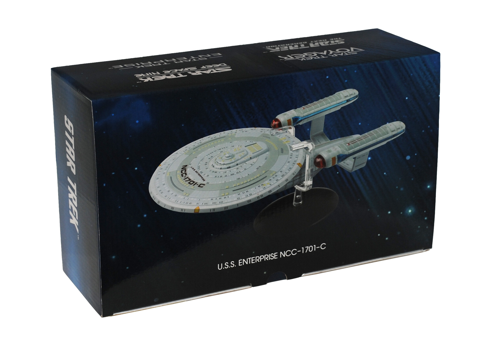 Eaglemoss Star Trek Starships XL Issue 10 Box
