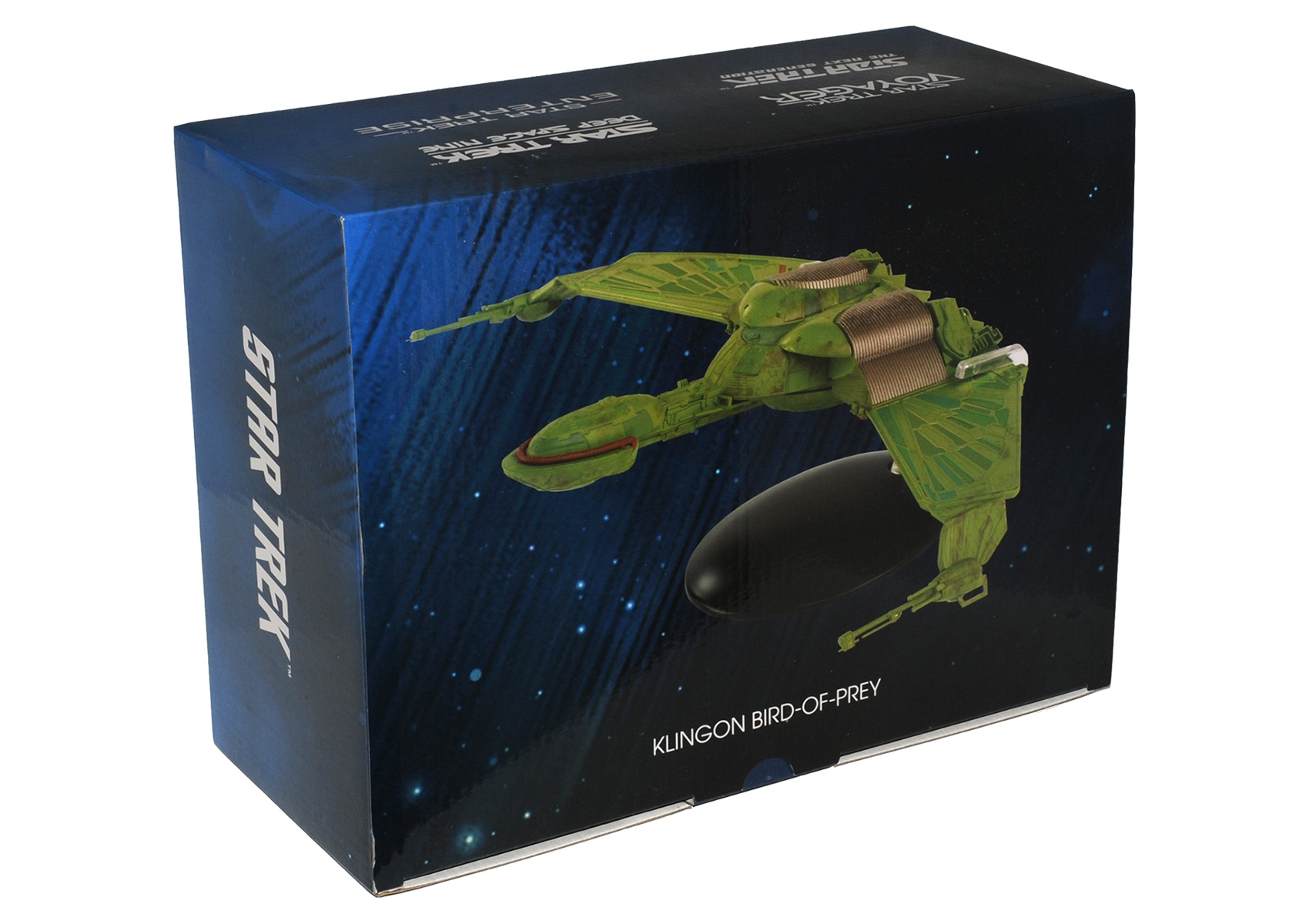 Eaglemoss Star Trek Starships XL Issue 13 Box