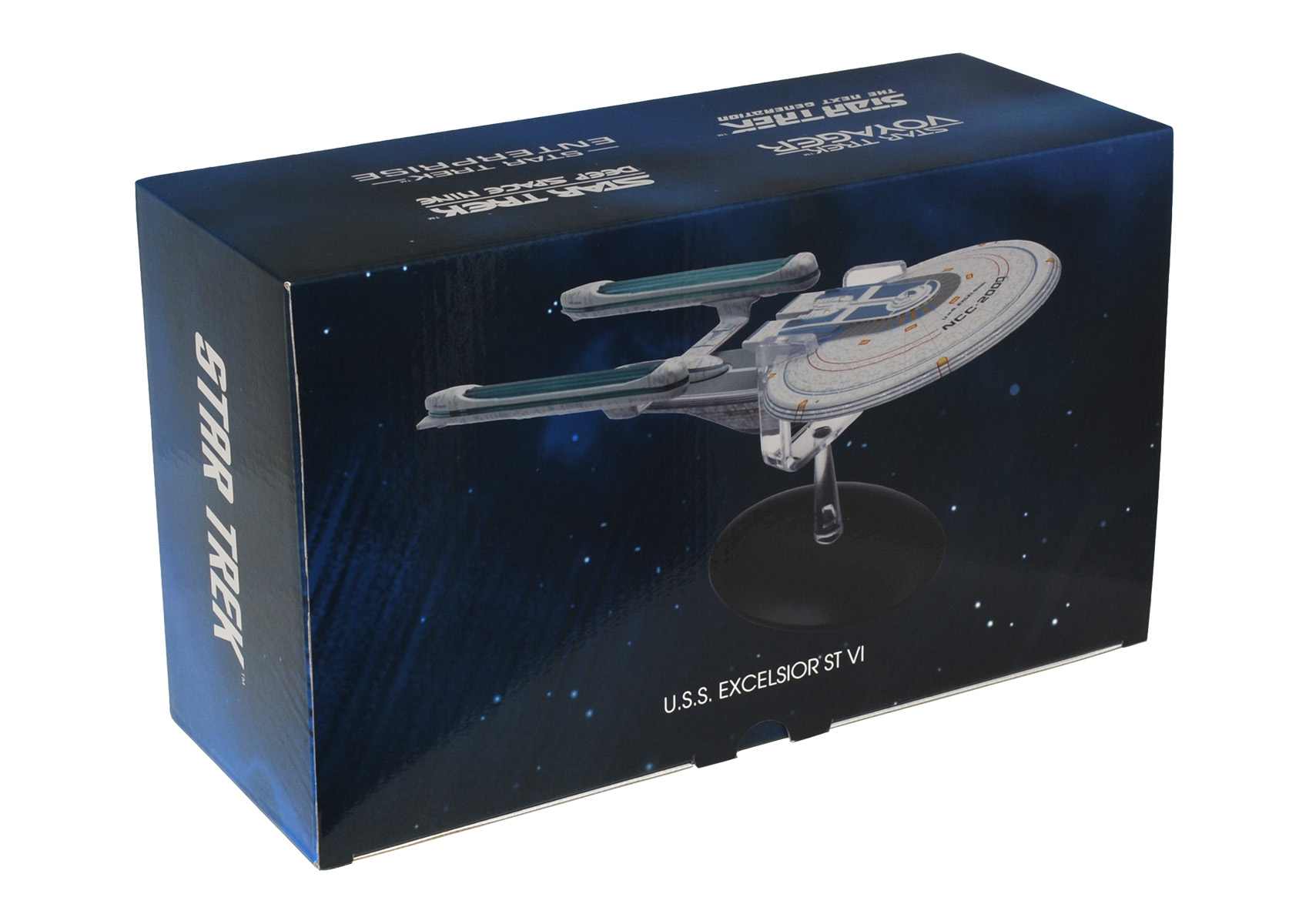 Eaglemoss Star Trek Starships XL Issue 15 Box