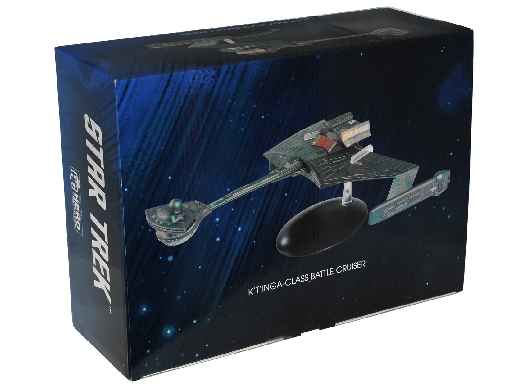 Eaglemoss Star Trek Starships XL Issue 18 Box