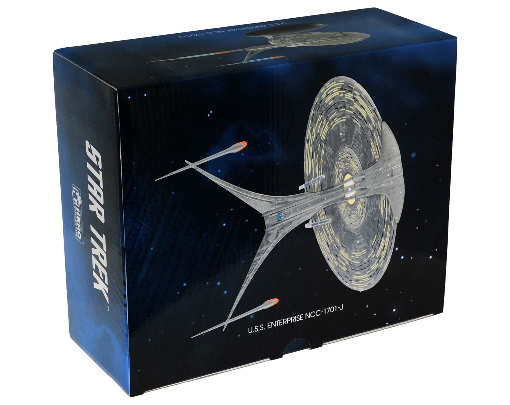Eaglemoss Star Trek Starships XL Issue 19 Box