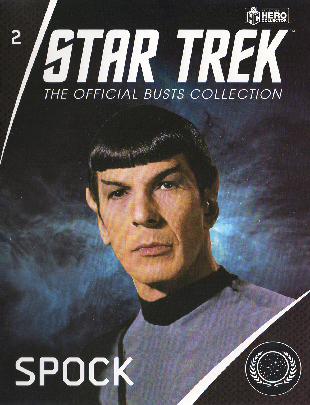 Eaglemoss Star Trek Busts Issue B2