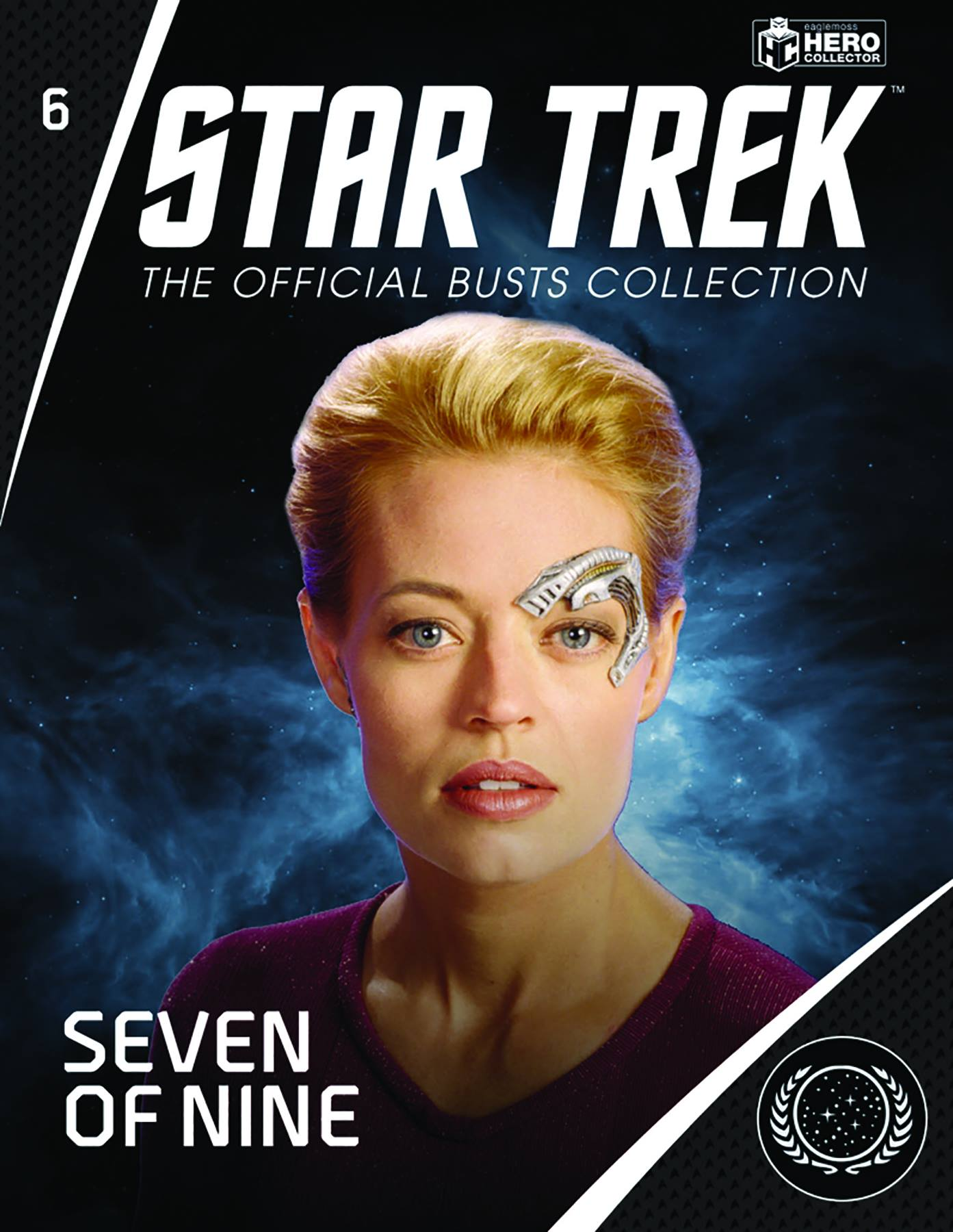 Eaglemoss Star Trek Busts Issue B6