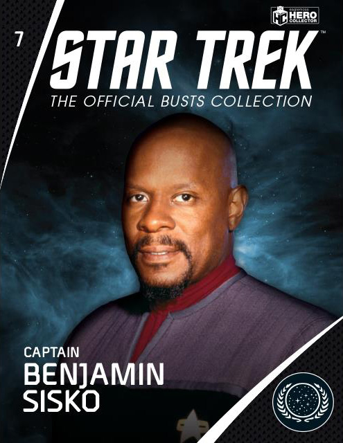 Eaglemoss Star Trek Busts Issue B7