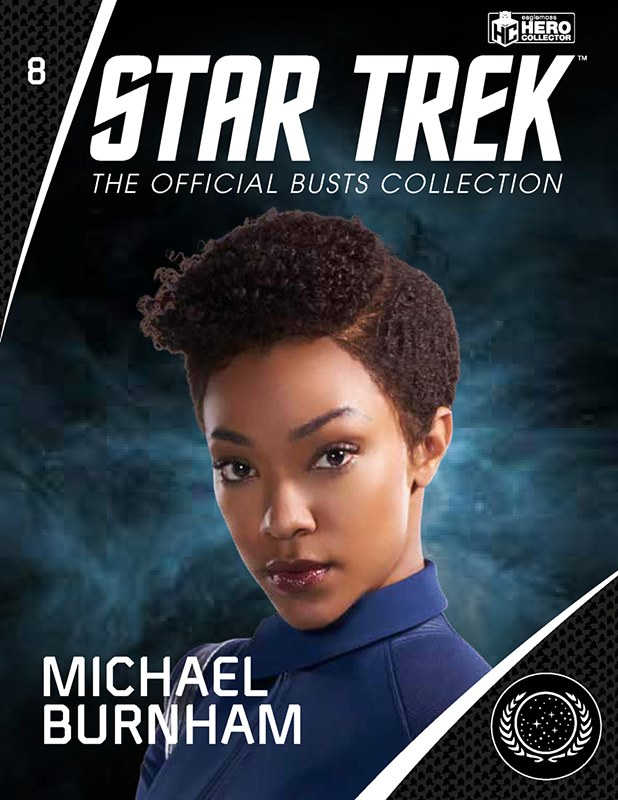 Eaglemoss Star Trek Busts Issue B8