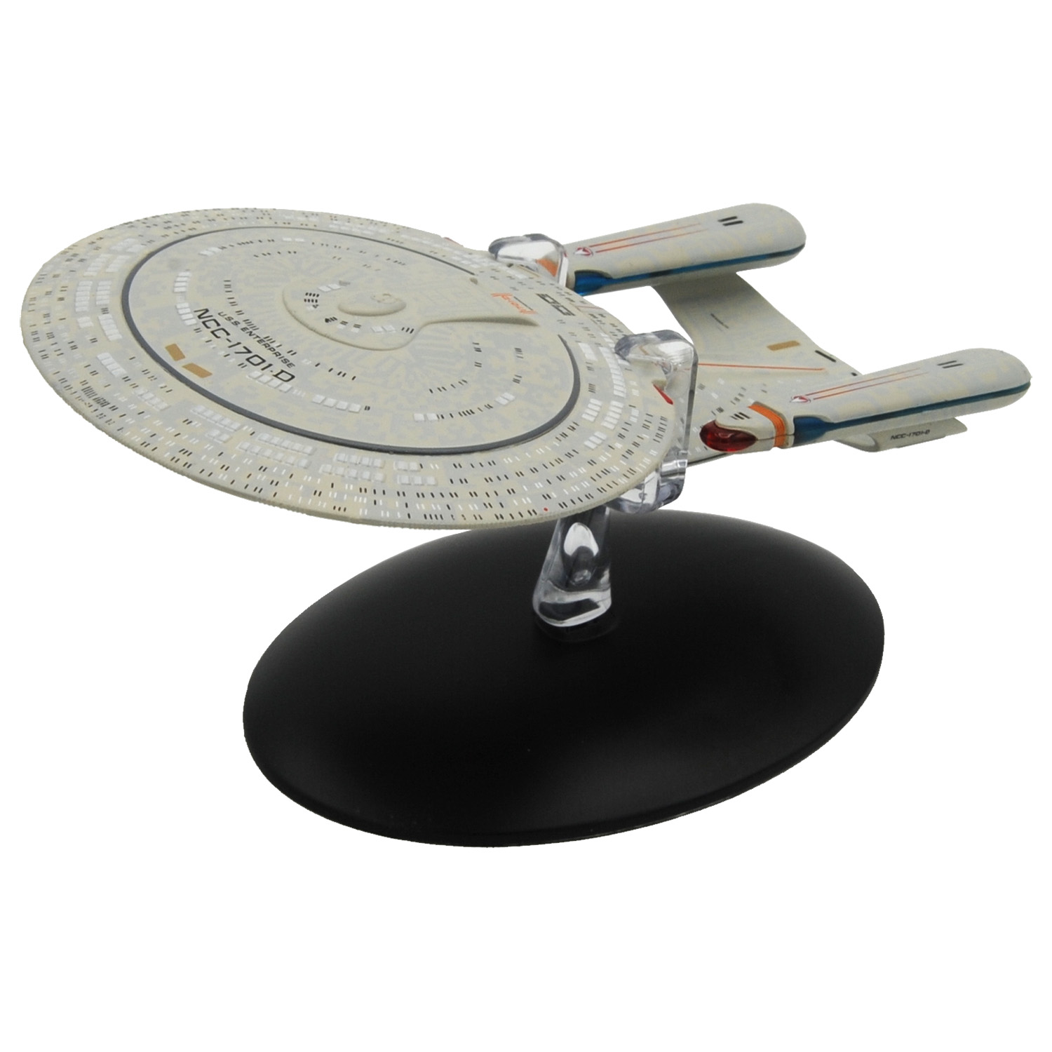 Eaglemoss Star Trek Starships Issue 1 Display