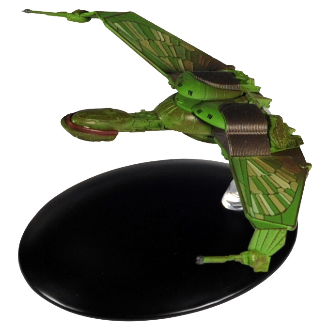 Eaglemoss Star Trek Starships Issue 3 Display