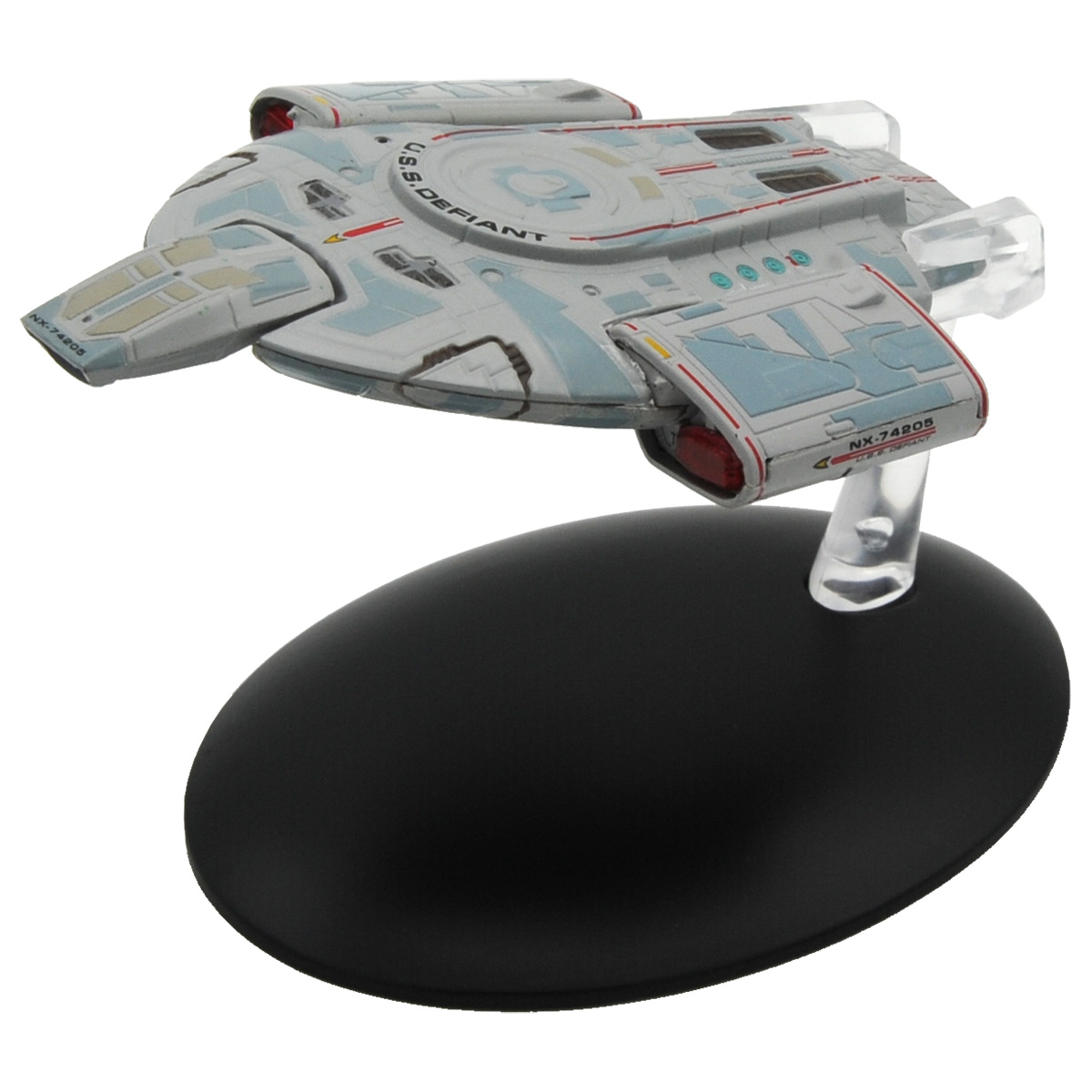 Eaglemoss Star Trek Starships Issue 9 Display