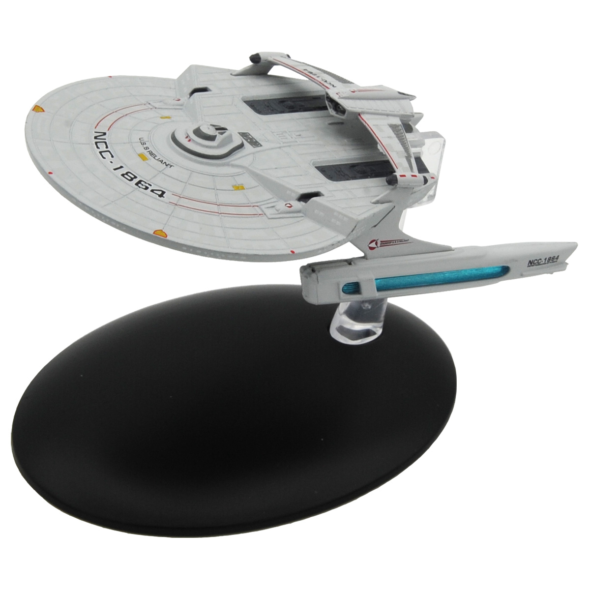Eaglemoss Star Trek Starships Issue 11 Display