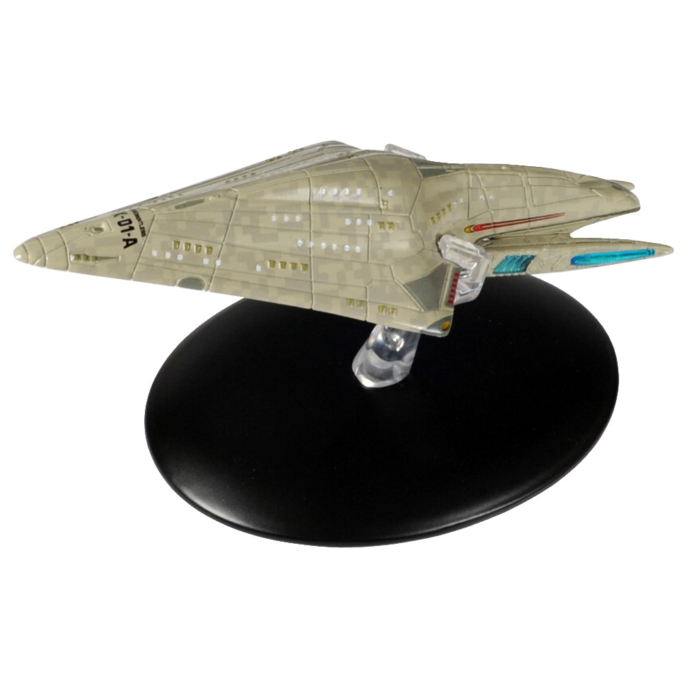 Eaglemoss Star Trek Starships Issue 17 Display