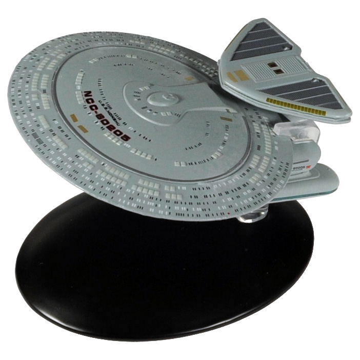 Eaglemoss Star Trek Starships Issue 23 Display