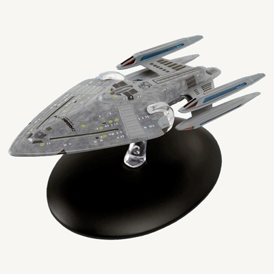 Eaglemoss Star Trek Starships Issue 25 Display