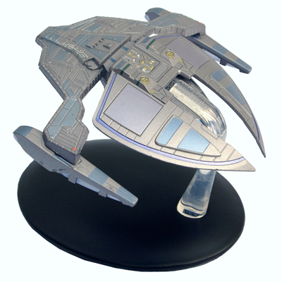 Eaglemoss Star Trek Starships Issue 29 Display