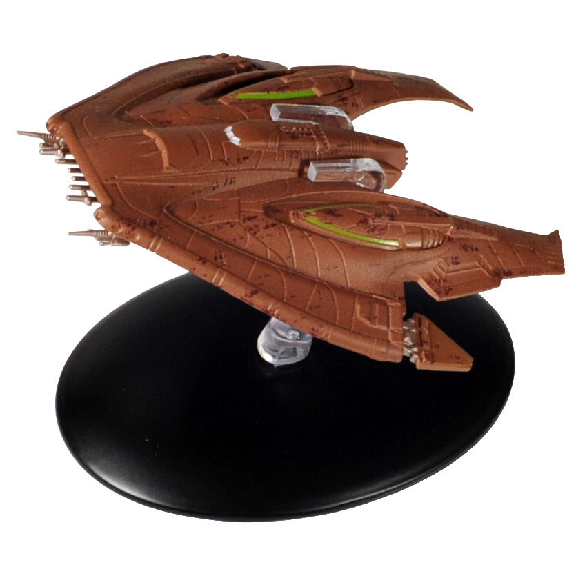 Eaglemoss Star Trek Starships Issue 30 Display
